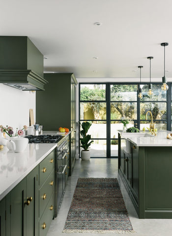 DeVol Green Kitchen