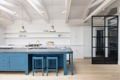 Blue Kitchen Theme for 2020 by Plain English