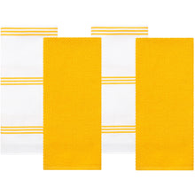 Load image into Gallery viewer, Set of 4 Cotton Terry Tea Towels available in Nine Colours - Sticky Toffee Store
