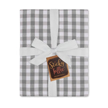 Charger l'image dans la galerie, Set of 5 Thick Woven Mini Gingham Check Thick Cotton Tea Towels in Three Colours - Cornwall Chic - Sticky Toffee Store