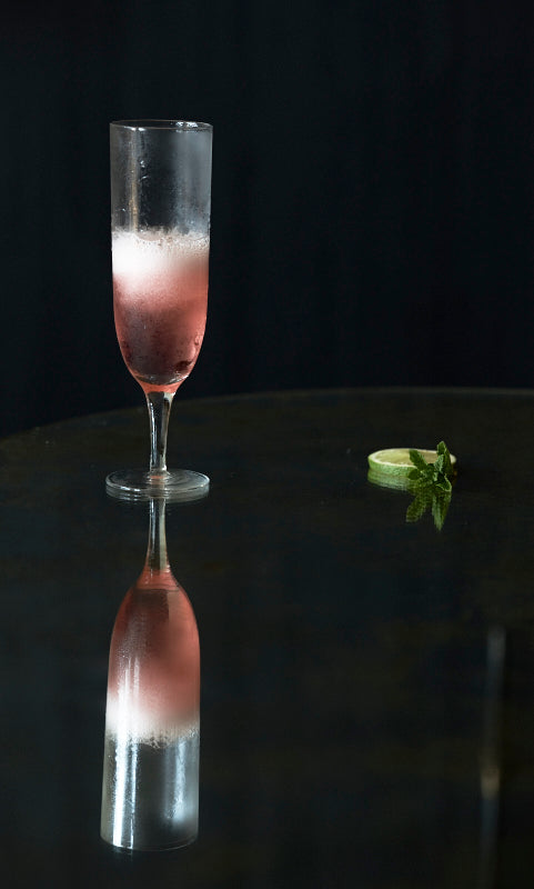 A KIR ROYALE TO HELP YOU THROUGH THE WEEK!
