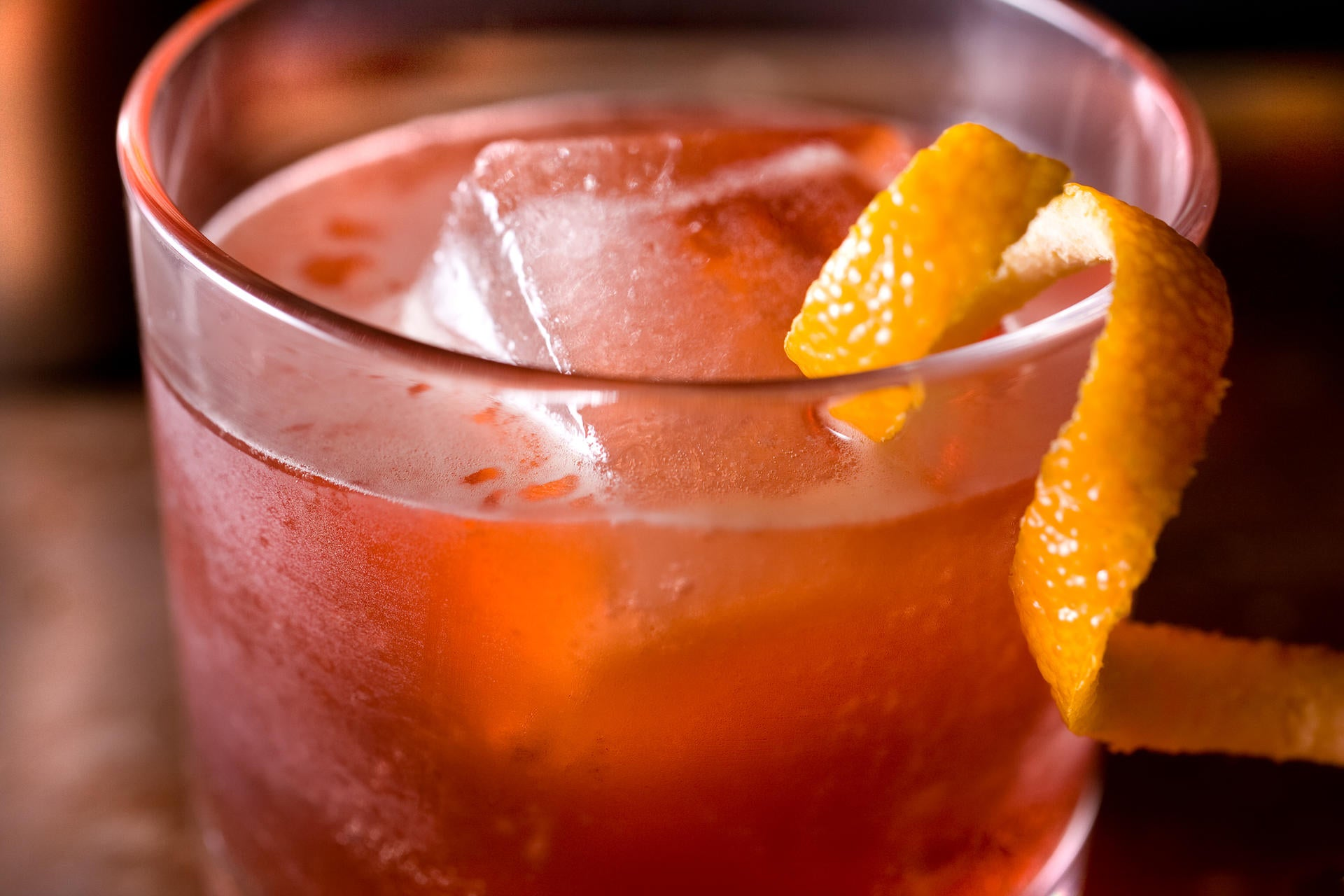 THIRSTY THURSDAY? TIME FOR A NEGRONI...