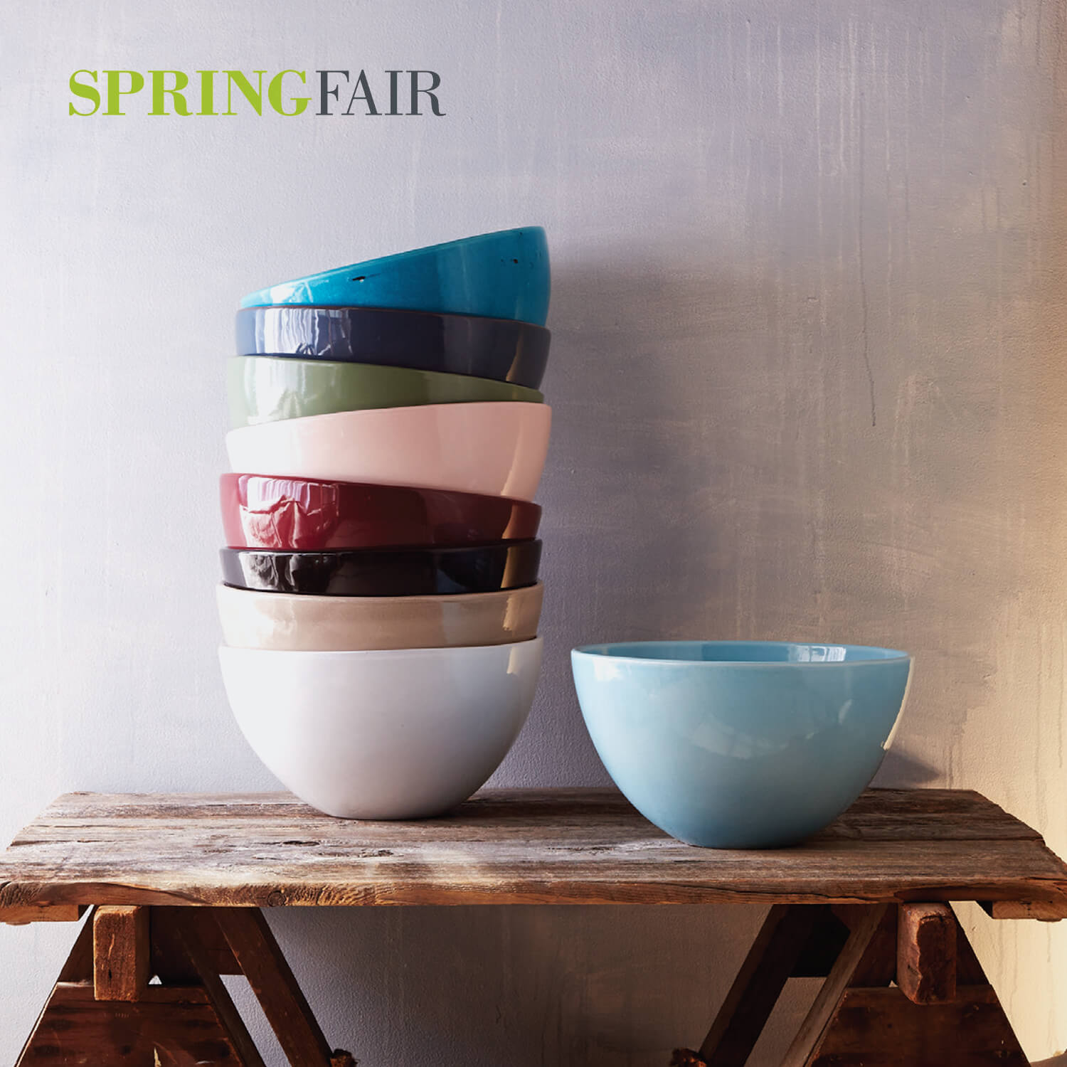 Canvas Home exhibiting at Spring Fair