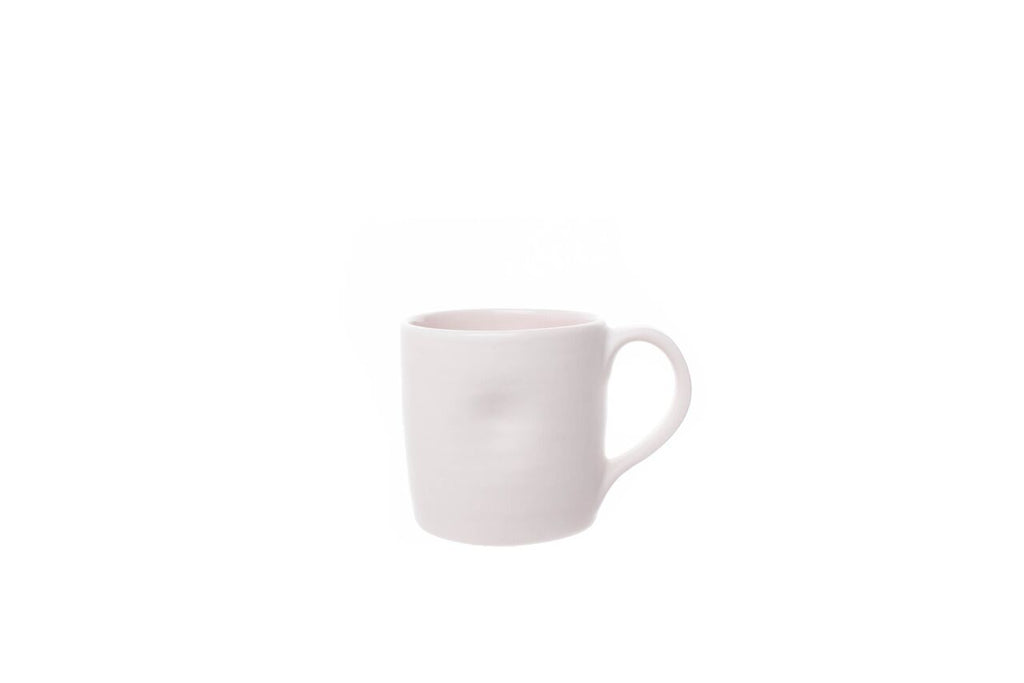 Pinch Mug in Pink (Set of 4)