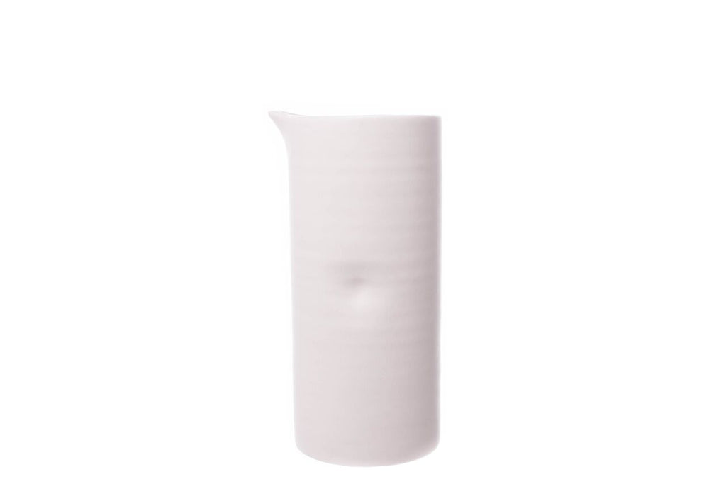 Pinch Jug in White (Set of 2)