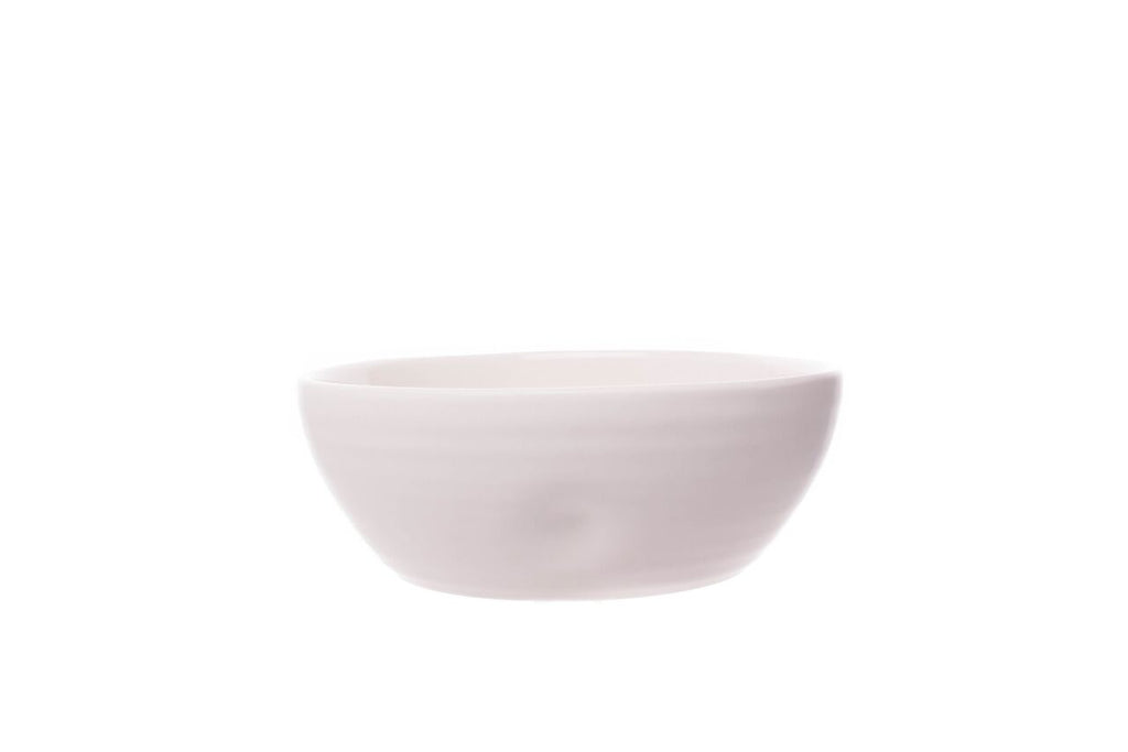Pinch Small Salad Bowl in White (Set of 2)