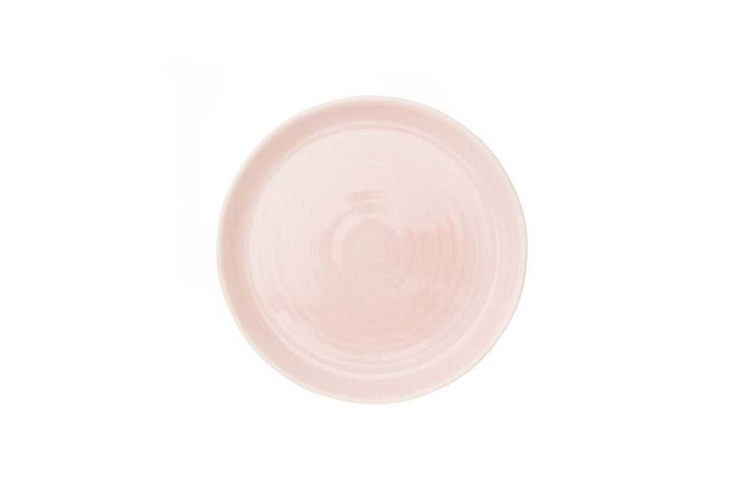Pinch Side Plate in Pink (Set of 4)
