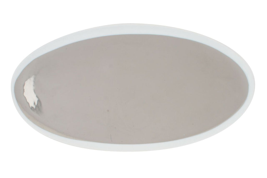 Dauville Platter in Platinum - Large