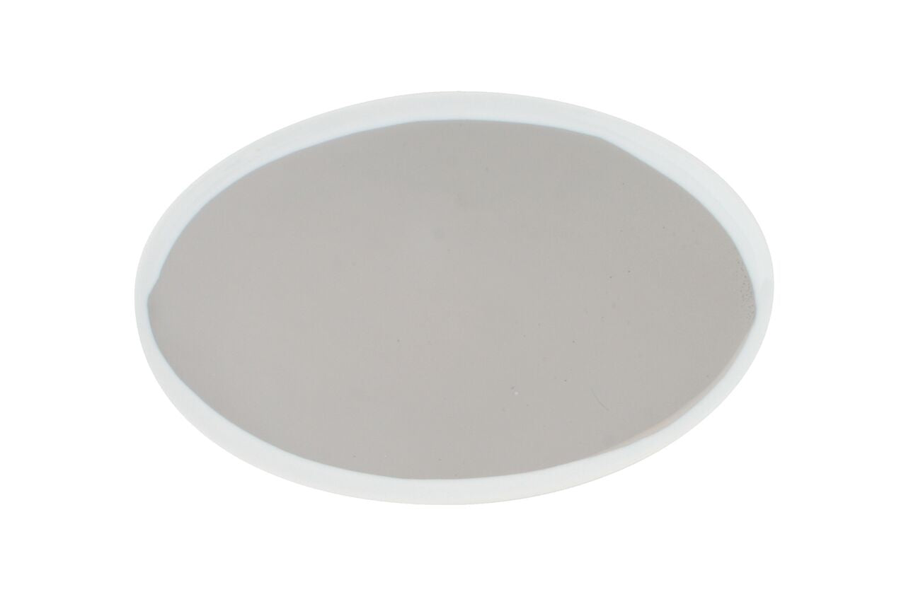 Dauville Platters in Platinum - Small