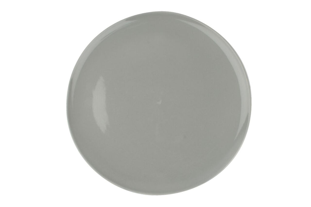 Shell Bisque Dinner Plate Grey (Set of 4)