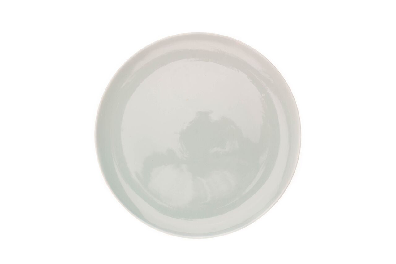 Shell Bisque Dinner Plate Mist (Set of 4)