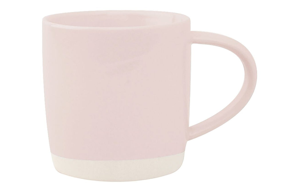Shell Bisque Mug Soft Pink (Set of 4)