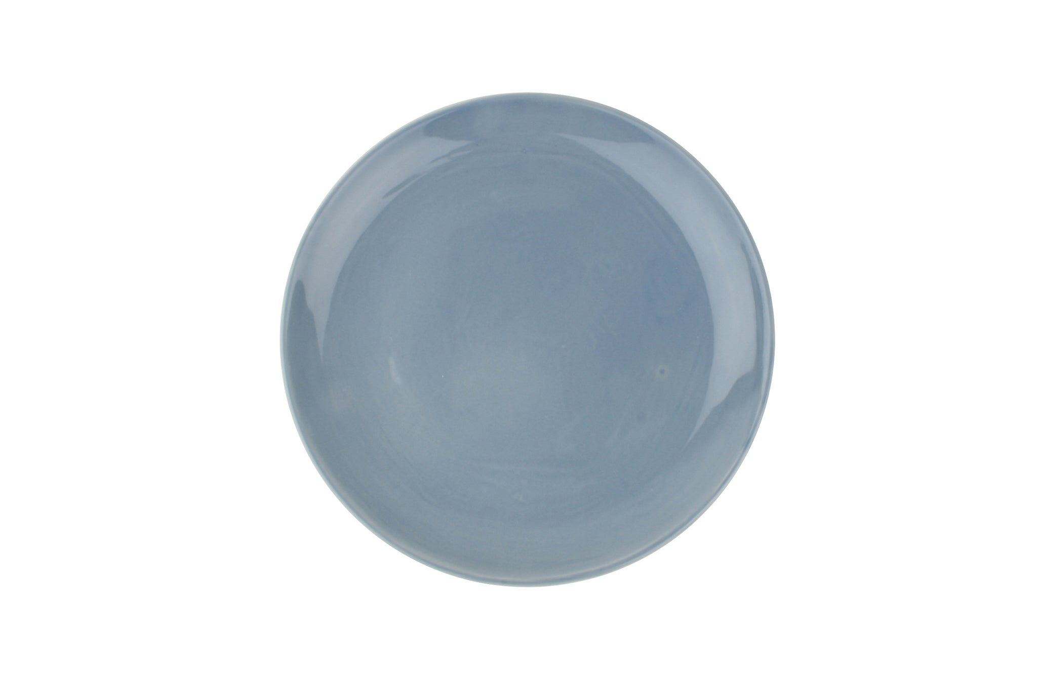 Shell Bisque Side Plate Blue (Set of 4)