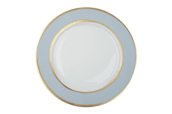 La Vienne Dinner Plate in Blue - Canvas Home