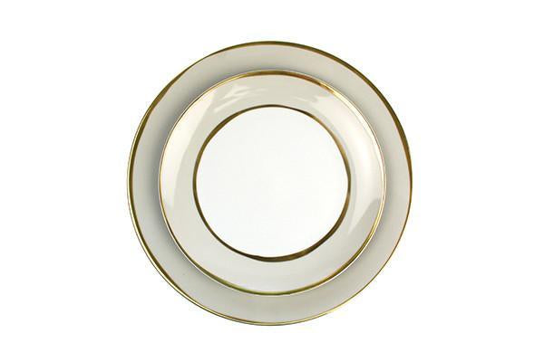 La Vienne Dinner and Salad Plate // Fine China