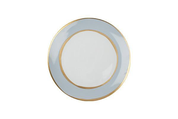 La Vienne Salad Plate in Blue - Canvas Home