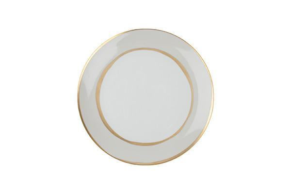 La Vienne Salad Plate in Grey - Canvas Home