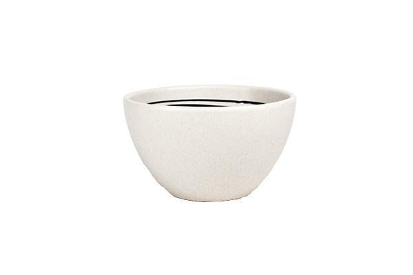 Salamanca Cereal Bowl in Black & White Stripe - Canvas Home