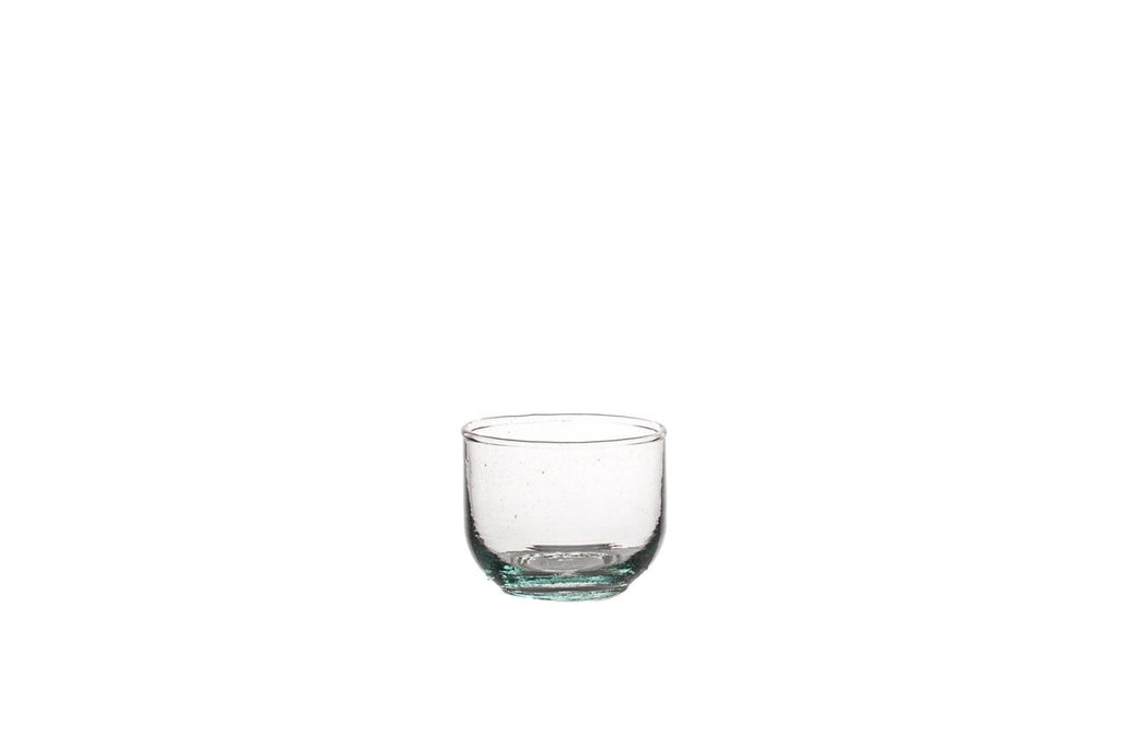 Moroccan Curved Bottom Glass (Set of 6)