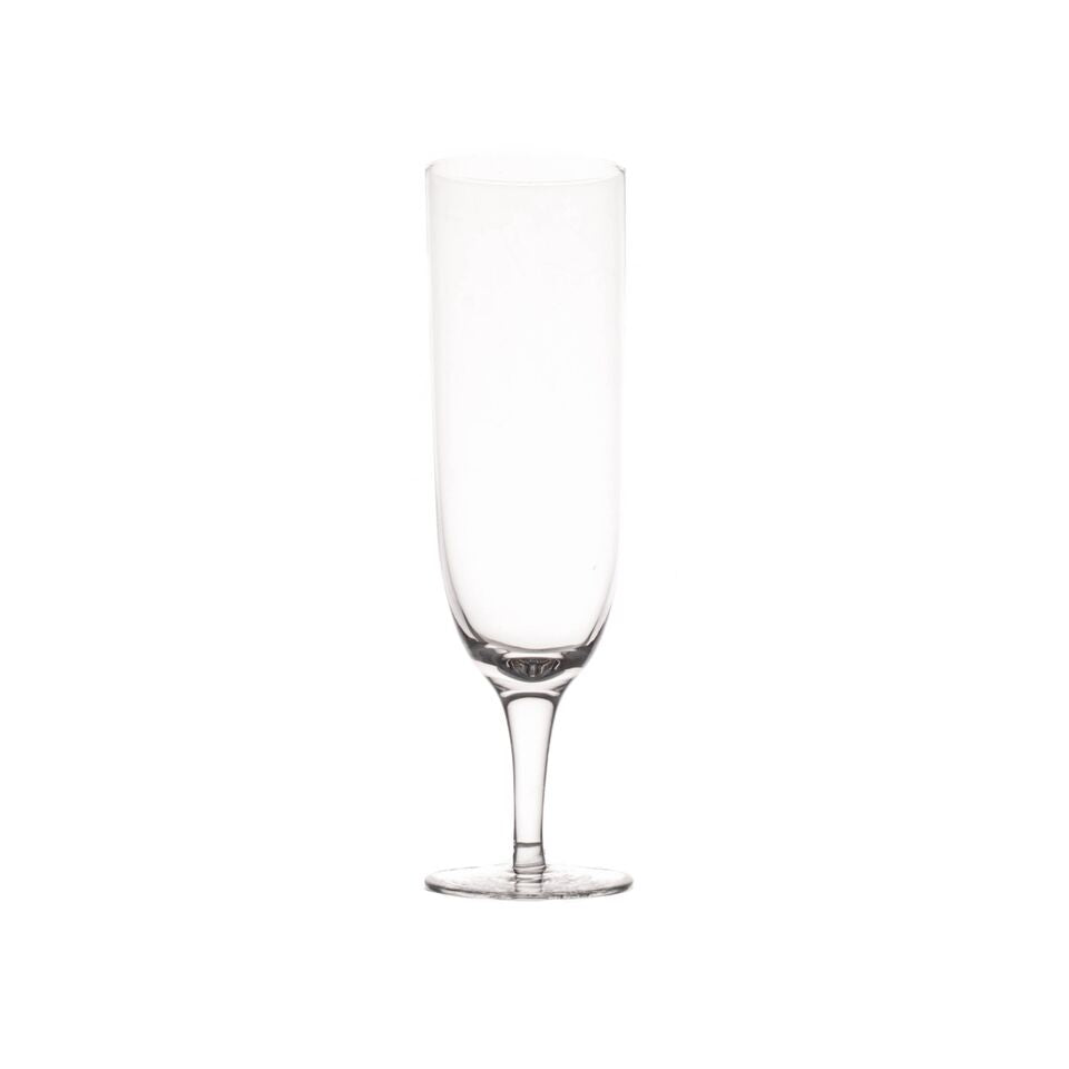 Amwell Champagne Glass in Clear (Set of 4)