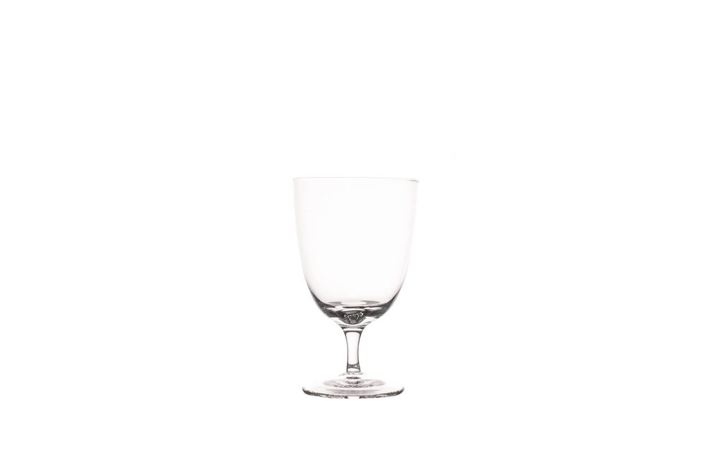 Amwell White Wine Glass in Clear (Set of 4)