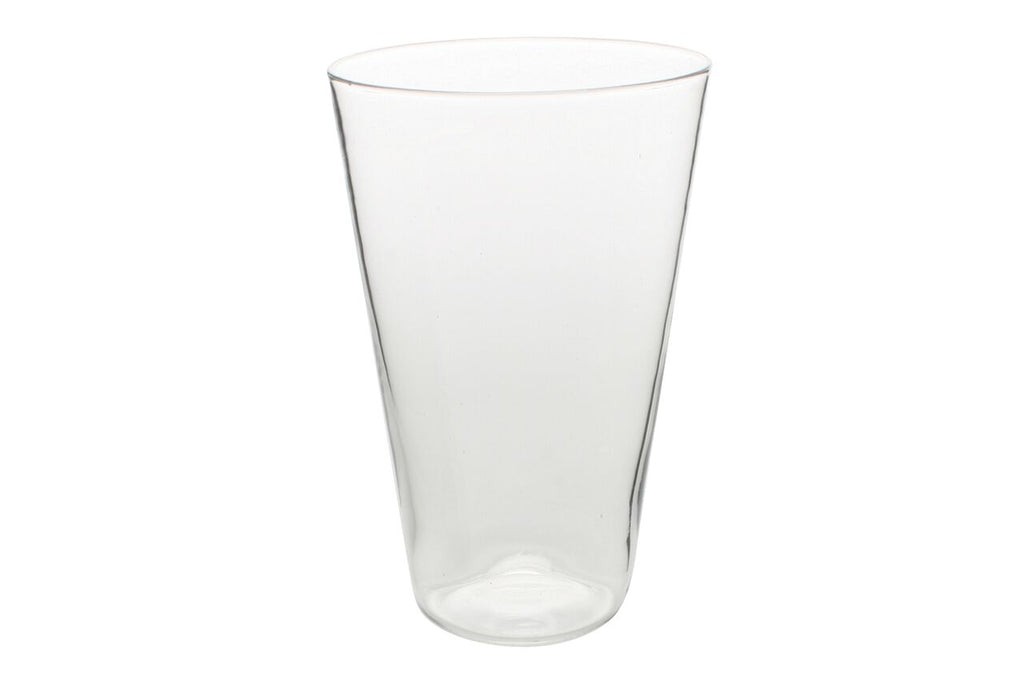 Eau Minerale Large Glass in Clear (Set of 4)