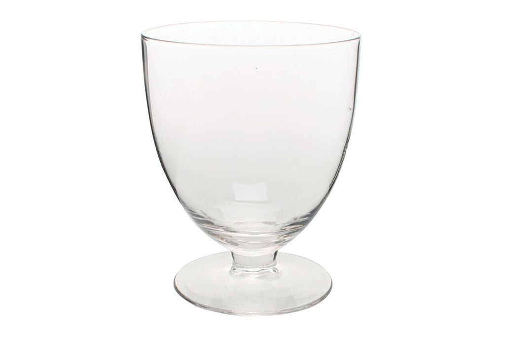 Fat Glass in Clear (Set of 6)