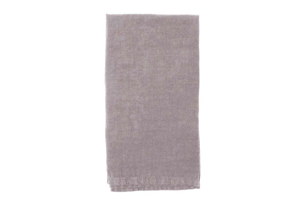 Vilnius Linen Napkin Light Grey (Set of 4)