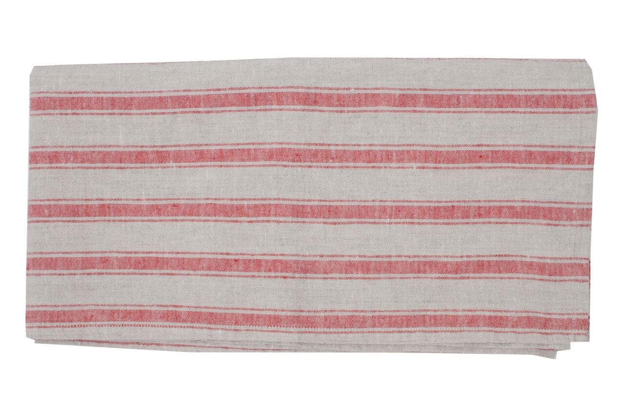 Kartena Short Runner / Placemat in Red