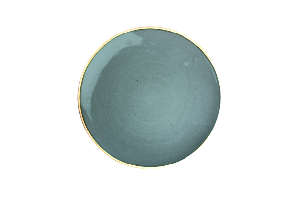 Gerona Salad Plate in Blue - Set of 4