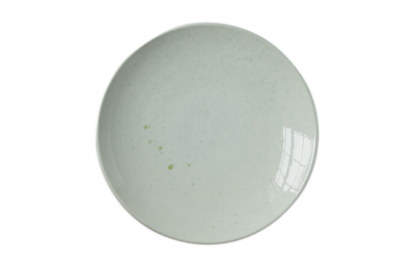Gerona Dinner Plate in Green - Set of 4