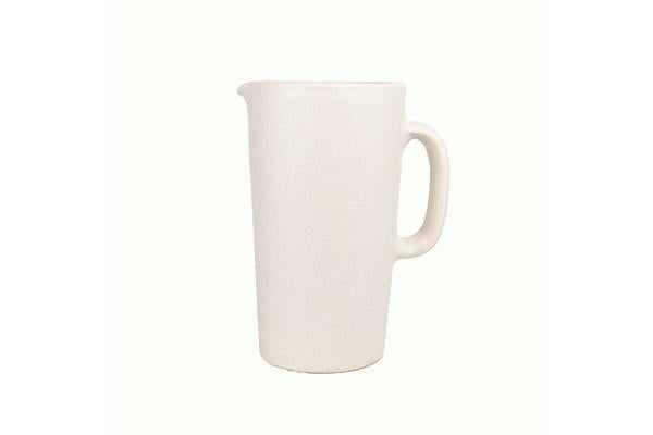 Salamanca Pitcher in White - Canvas Home