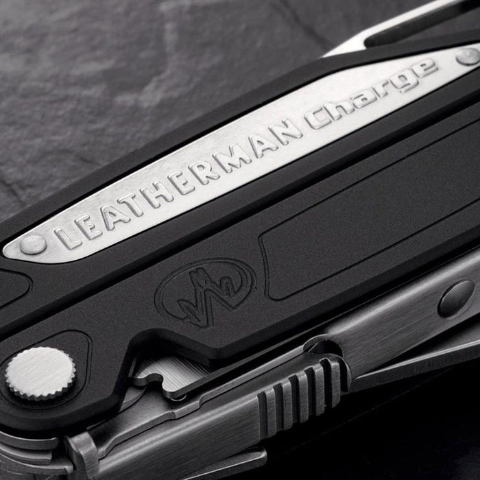 Leatherman Charge ALX with leather sheath