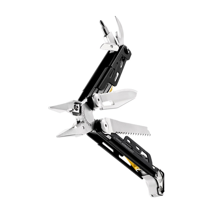 Leatherman Signal - Stainless Steel - Tilt View