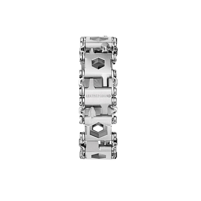 Leatherman Tread LT - Stainless Steel - Vertical View