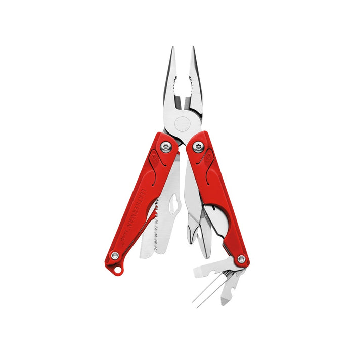 Leatherman Leap - Red - Front View