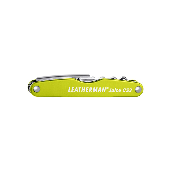 Leatherman Juice CS3 - Moss - Closed View
