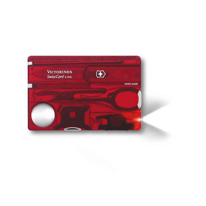 Swiss Army - SwissCard Lite Multi-Colors