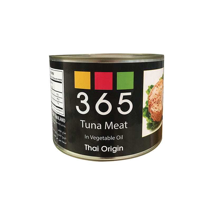 Light Meat Tuna in sunflower oil