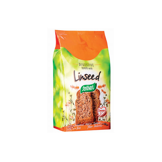 Digestive Bread With Linseed