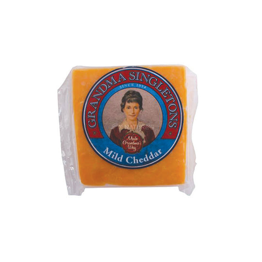 Singletons Red Mild Cheddar