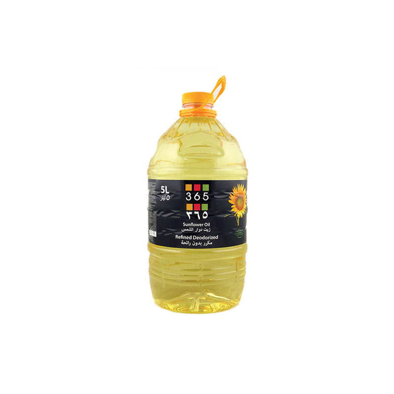 365 Sunflower Oil 5 Liters