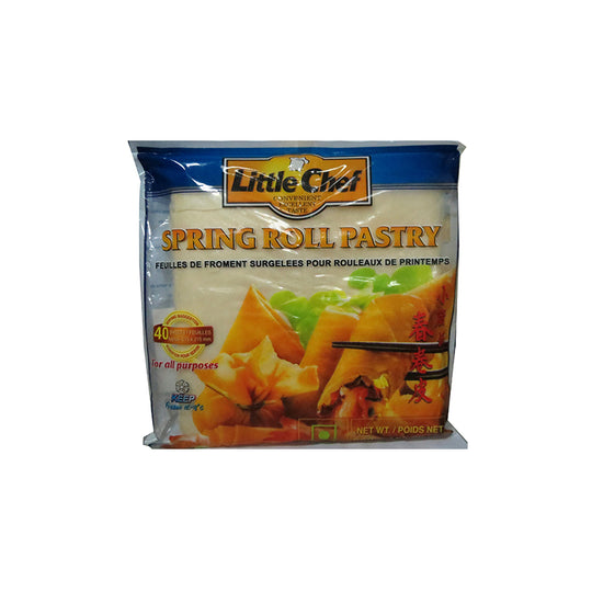 Spring Roll Pastry 40X16.5g