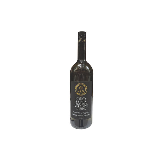 Olive Oil Black Bottle Ligure