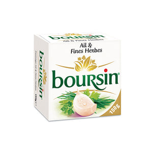 Boursin Garlic & Fine Herbs