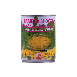 Bamboo Shoot Yanang Leave
