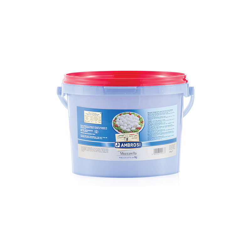 Cow's Milk Mozzarella 200G Bucket