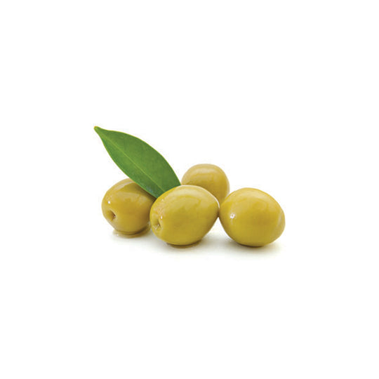 Large Green Olives Touffahi