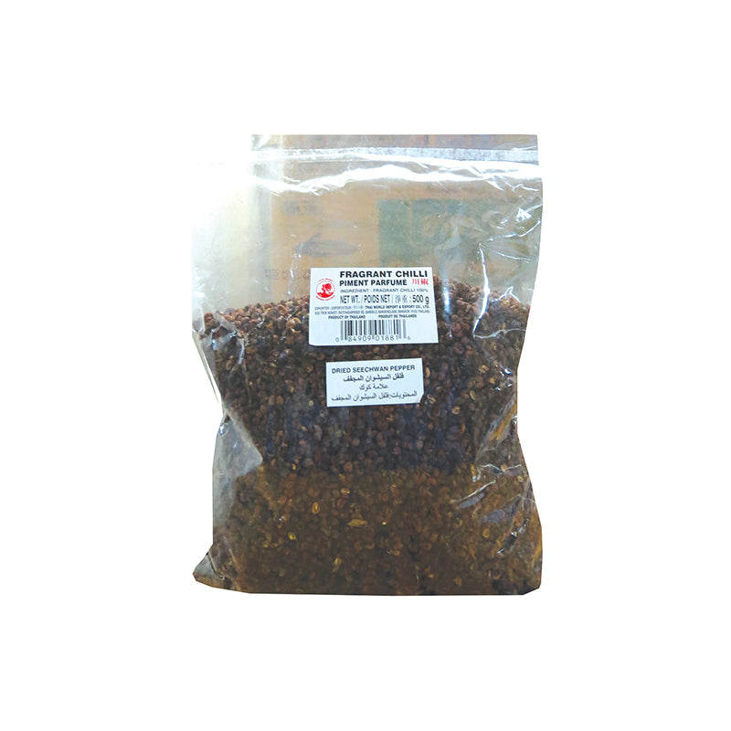Dried Shechwan Pepper