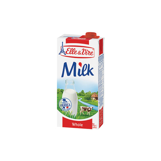 Uht Milk Full Cream Red